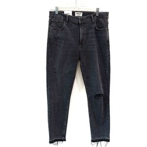 🆕 Agolde | Sophie Skinny Distress High Rise Jeans